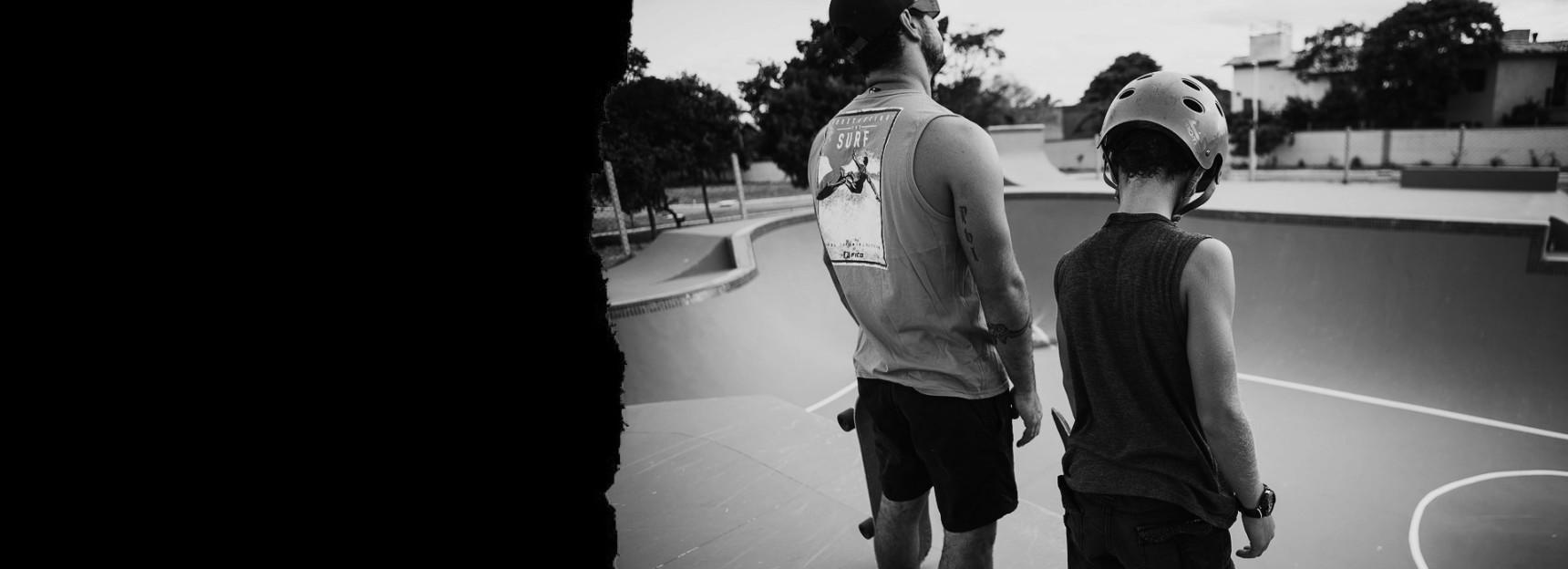 Rolê de Skate